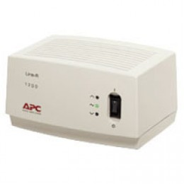 APC Power regulator/ conditioner 1200VA (LE1200I)