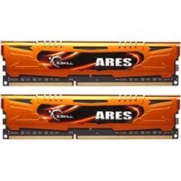 16GB DDR3 (2x8GB) 1600 MHz G.Skill ARES LP series Orange (F3-1600C10D-16GAO)