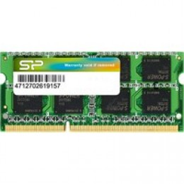 SoDIMM DDR3 8GB 1600 MHz Silicon Power (SP008GBSTU160N02)