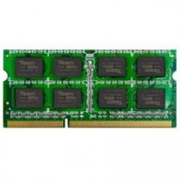 SoDIMM DDR3 8GB 1600 MHz Team (TED38G1600C11-S01)