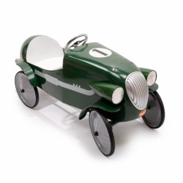 Pedal Car Green Race Car. 1924V