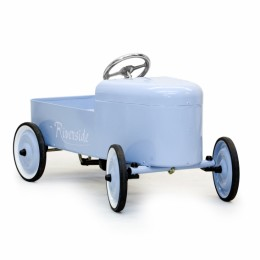 Pedal Car Riverside blue gray. 1931