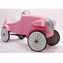 Pedal Car Pink race car. 1924R