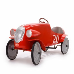 Pedal Car Red Race Car. 1924F