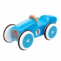 Mini wooden race car Monthlery. 522