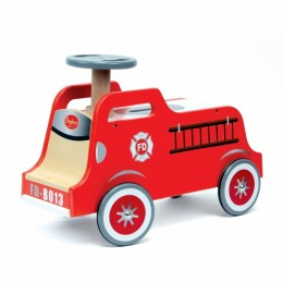Ride-on Wooden Firetruck. 708