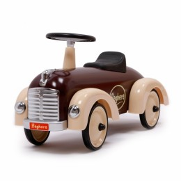 Ride-on Chocolate brown. 884