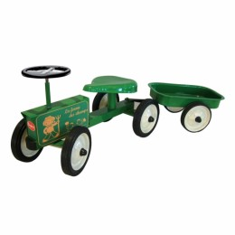 Ride-on Tractor with Trailor. 851