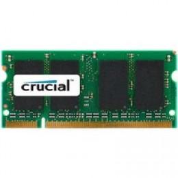 SoDIMM  MICRON 2GB DDR2 800 MHz (CT25664AC800)