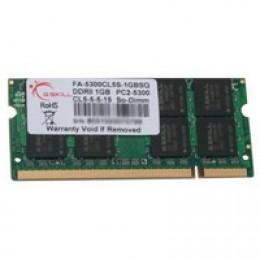 SoDIMM G.Skill 1GB DDR2 667 MHz (FA-5300CL5S-1GBSQ)