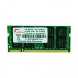 SoDIMM G.Skill 2GB DDR2 800 MHz (FA-6400CL5S-2GBSQ)