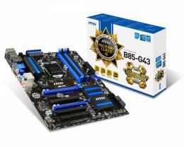 MSI s1150 B85-G43