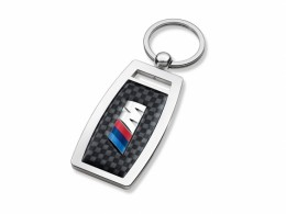 Брелок BMW М Carbon Key Ring Pendant 80 23 2 179 083