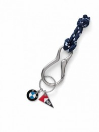 Брелок BMW Karabiner Key Ring Yachting (80272318362)