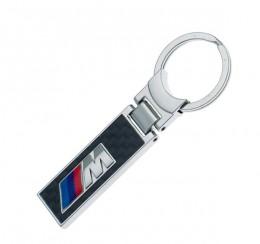 Брелок BMW M CFRP Key Ring Pendant 80 23 0 305 916