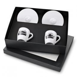 Набор чашек BMW для эспрессо Espresso Cup Set (80222217301)