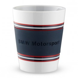 Чашка BMW Motorsport Coffee Mug White Red Blue (80282318265)