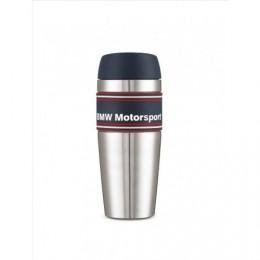 Термокружка BMW Motorsport Thermal Mug White Red Blue 80 28 2 318 268