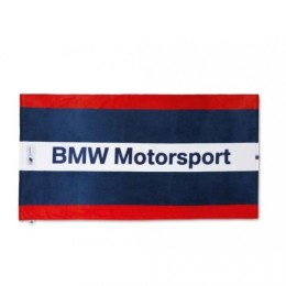 Полотенце BMW Motorsport Towel Blue Red White (80232318269)