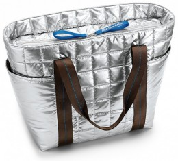 Женская сумка BMW Silver Edition - Shopping Bag 80 23 2 221 290