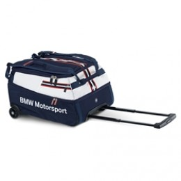 Дорожная сумка BMW Motorsport Travel Bag Blue White 80 22 2 318 278
