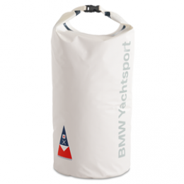 Непромокаемый мешок BMW Yachting Dry Bag White Big (80222318365)