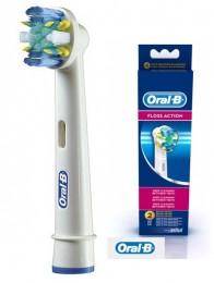 Насадка для зубной щетки Braun ORAL-B FlossAction EB 25