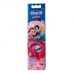Насадка для зубной щетки Braun ORAL-B B64706728 EB 10-2kids