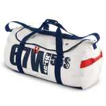 Спортивная сумка BMW Yachting Duffel Bag White 80 22 2 318 368