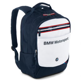 Рюкзак BMW Motorsport Rucksack Blue White 80 2 22 318 275