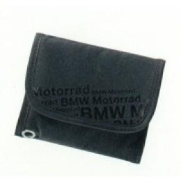 Кошелек BMW Motorrad Wallet Black 76 73 8 520 991