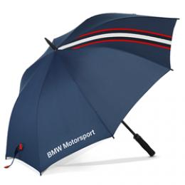 Зонт-трость BMW Motorsport Umbrella Blue (80232318270)