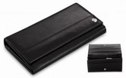 Женское кожаное портмоне BMW Ladies' Leather Wallet, horizontal 80 21 2 179 723