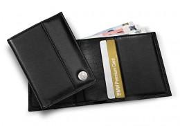 Мужская кредитница BMW Men's Credit Card Holder 80 21 2 211 552