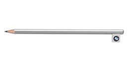 Карандаш с флажком BMW Flag Label Pencil Silver 80 56 0 444 593