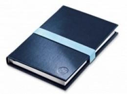 Записная книжка BMW Notebook Dark Blue 80 56 2 211 968 DB