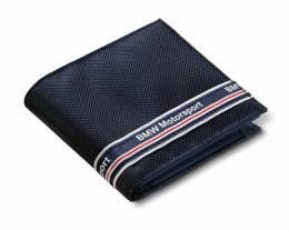 Кошелек BMW Motorsport Wallet 80 30 2 208 138