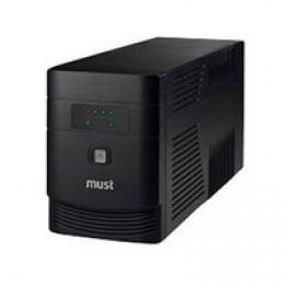 Mustek  PowerAgent 650 650VA (98-927-31651)