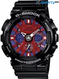 CASIO G-SHOCK GA-120B-1AER