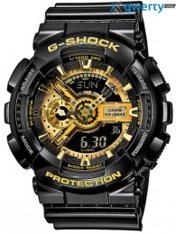CASIO G-SHOCK GA-110GB-1AER