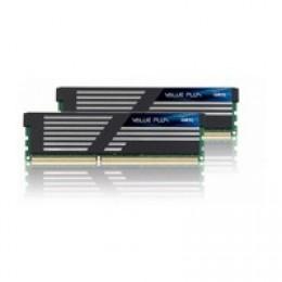 4GB DDR2 (2x2GB) 800 MHz GEIL Value (GX24GB6400DC)