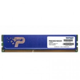 8GB DDR3 1600 MHz Patriot Signature Line (PSD38G16002)