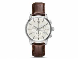 Мужские наручные часы BMW Men's Chrono Watch Brown Strap 2013 80 26 2 311 777
