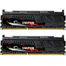 16GB DDR3 (2x8Gb) 2133 MHz G.Skill Sniper (F3-2133C10D-16GSR)