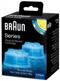 Картридж Braun Clean Charge (2 шт.) 81395572