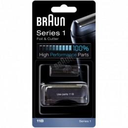 Аксессуар для бритв BRAUN блок+сетка Series 1 11В 81320350