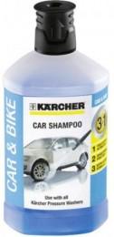 Автомобильный шампунь 1 л Karcher PLUG-N-CLEAN (6.295-758.0)