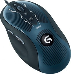 LOGITECH Gaming Mouse G400s 910-003425