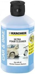 Средство для пенной очистки 1 л Karcher Ultra Foam Cleaner (6.295-743.0)