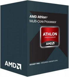 AMD sFM2 Athlon II X2 370K Box (AD370KOKHLBOX)